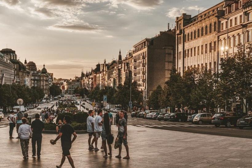 Vývoj cen bytů v Praze