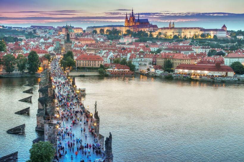 Vývoj cen nemovitostí v Praze